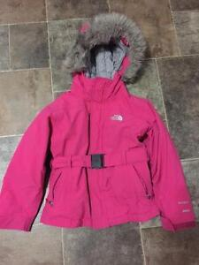 NorthFace Greenland Passion Pink 550 Down Winter Jacket