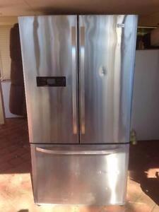 Haier HTD647RSS 2 Door Fridge Freezer 634L Marangaroo Wanneroo Area Preview