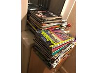 over 50 photo mags and dvds free for pickup all in clean order