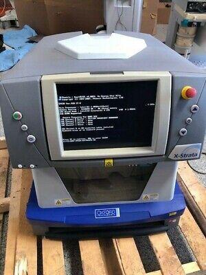 X-ray Fluorescence Xrf Unit Xstrata 980