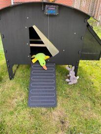 GreenFrog Chicken Coop (Large Lodge)