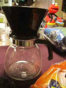 carafe filter coffee pot coffee maker   #green lid