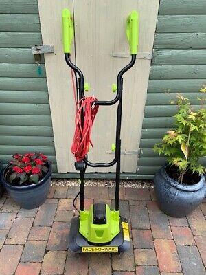 Garden Gear Cultivator Rotavator Electric Tiller Soil Powerful 1400W 6 Blade