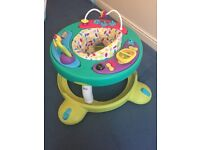 Baby Walker with Musical toys on sale