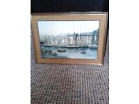 Harbour Print by Kevin Platt - Collectible