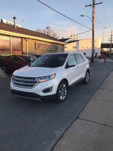 PRICED REDUCED TO MOVE ------ 2015 FORD EDGE TITANIUM SUV AWD