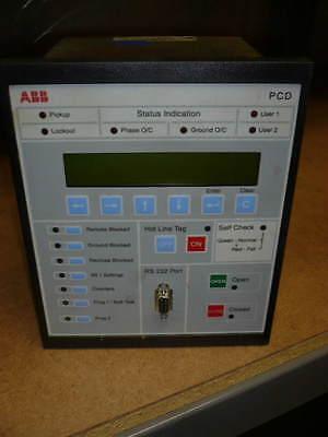 Abb Pcd 2000 Power Controller Device Recloser 2