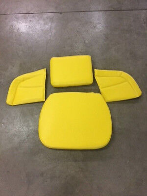Seat Cushion Set For John Deere 420 430 435 440 And 1010 Tractprs