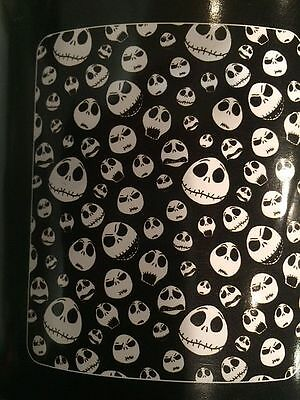 NBX Nightmare Before Christmas Jack Bones fleece blanket  throw NEW - Jack Nightmare
