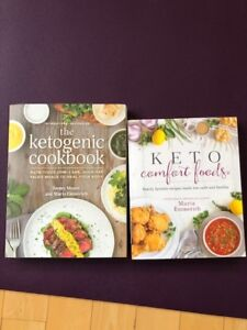 Keto Cookbooks (NEW)
