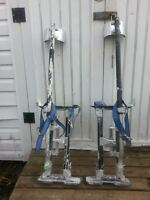 Pairs of stilts for sale