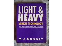 Light & Heavy vehicle Technology (Reduced Price further)