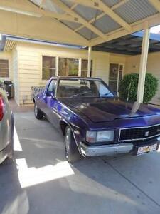 1983 Holden Ute Project Shepparton Shepparton City Preview