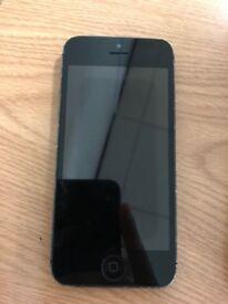 Apple iphone 5 unlocked any network £45