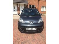 Peugeot 107Urban (Toyota Aygo Citroen C1) With A/C New Clutch And Full Service £20 A YEAR Road Tax