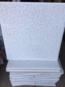 Ceiling Tiles, New, CertainTeed Baroque