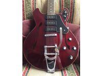 Yamaha SA503 TVL Guitar