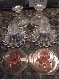 Depression Glass - various pieces Kitchener / Waterloo Kitchener Area image 2