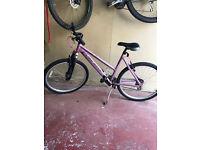 Ladies Landrover Mountain Bike