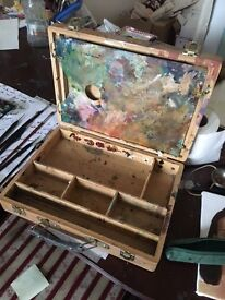 ARTIST WATERCOLOUR SUITCASE- WINSOR & NEWTON BRAND