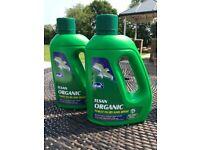 2 x Elsan Organic 2 Litre Waste & Flush Toilet Chemical - Environmentally Friendly