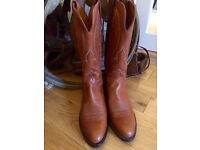 Brand NEW Men's Lucchese Boots - Size 9