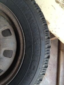 Goodyear Nordic Tires and Rims for Sale
