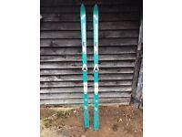 Vintage Rossignol skis