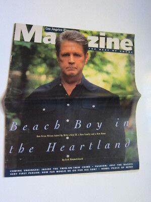 La Times July 12 1998 Brian Wilson