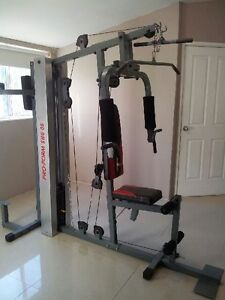 Gym equipment and elliptical bike Bakers Hill Northam Area Preview