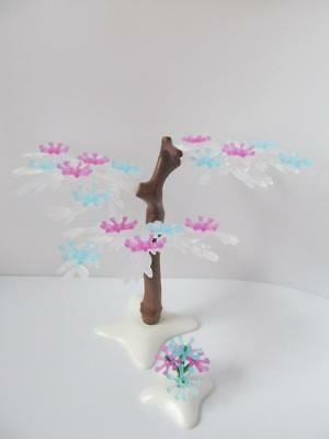 Playmobil Snowy tree & plant scenery NEW fairytale/farm/dollshouse/forest extras