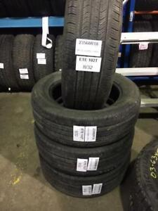 4 PNEUS 235/60R18 MICHELIN PRIMACY MXV 102T D ETE 4 TIRES 23560R18 MICHELIN PRIMACY   MXV 102T 75.00$ CHAQUE