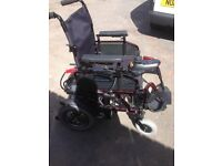 Medical Sirocco Electric Powered Wheelchair