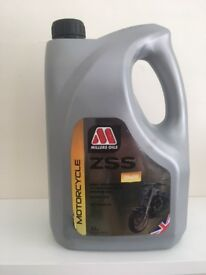 Millers Motorcycle Oil 20w50 Semi Synthetic 4T- Brand New