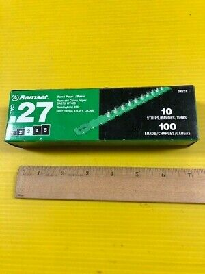 Ramset Cal .27 For Ramset Cobravipersa270rt400 Remington 496 Hiltidx351