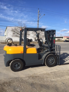 NEW 10000lb ATF / Vimar Solid-Pneumatic FORKLIFT