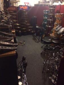 Drummers Garage Sale!