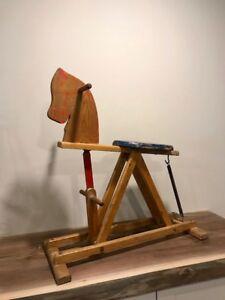 Antique Child's Rocking Horse