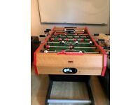 BCE Football Table which also coverts into Table Tennis.
