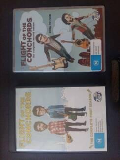 Flight of the Conchords DVD (Season 1 & 2)