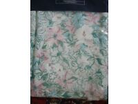 bedding 3 matching single flat bed sheets poly/cotton £3 the lot - southbourne