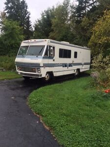 1980 Winnebago Brave 28ft