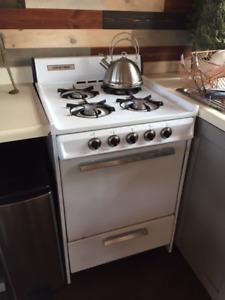24 inch propane gas stove