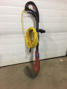 Toro electric corded trimmer for sale