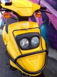 TGB 101S Used Scooter Southport Gold Coast City Preview