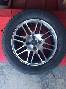 Ford Focus/ Fiesta Rims and Tires
