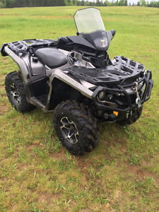 2013 Can-Am 800 RXT Outlander