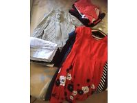 Large bundle of maternity clothes (inc. dresses, swimsuit)