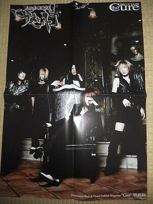 The Gazette Psc Visual Kei Poster Japanlimited