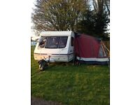 caravan for sale swift challenger 500se with many extras